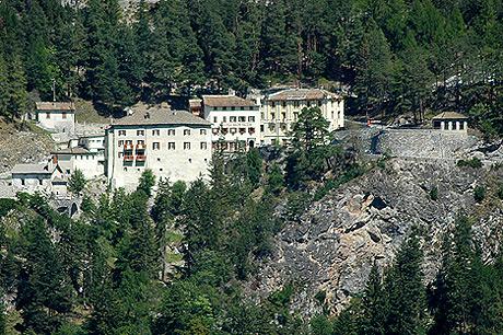 L\'hotel Bagni Vecchi a Valdidentro - 4 stelle