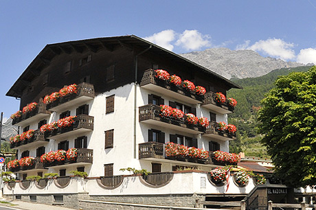 L 39 hotel nazionale a bormio 3 stelle - Hotel bormio con piscina ...