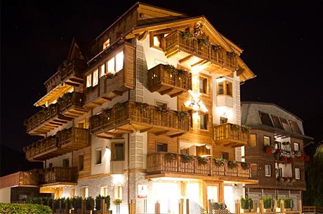 Hotel Bormio  Stelle